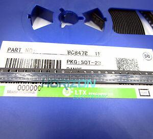 50pcs-SOT-223-45V-100mA-Small-Signal-Transistors-NEW-BC847-BC847B