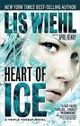 A Triple Threat Novel: Heart of Ice 3 by Lis Wiehl and April Henry (2011, Hardcover)