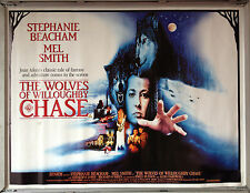 Cinema Poster: WOLVES OF WILLOUGHBY CHASE, THE 1989 (Quad) Stephanie Beacham
