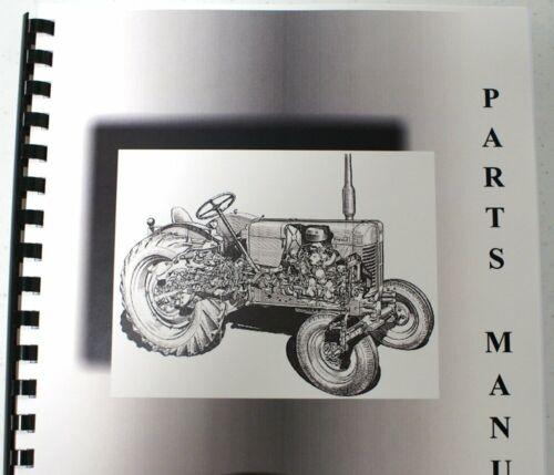 Misc Tractors Gehl 4625 Skid Steer Parts Manual