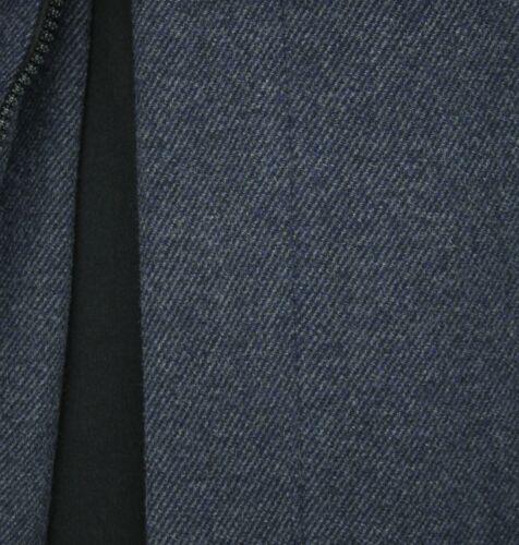 Coat Man Sartorial Grey Tweed Winter Jacket Overcoat Smart Casual