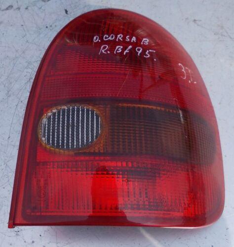 Opel Corsa B Rückleuchte rechts Bj 1993-2000 GM45022