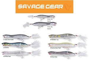 Savage-Gear-Panic-Prey-V2-Flottant-Peche-Leurre-10-5-cm-13-5-cm-Couleurs-Diverses