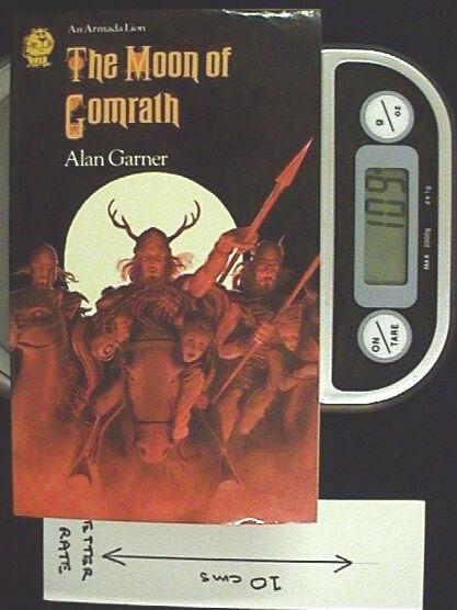 The Moon of Comrath - PB by Alan Garner