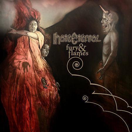 1 of 1 - Fury and Flames by Hate Eternal (CD, Feb-2008, Metal Blade)