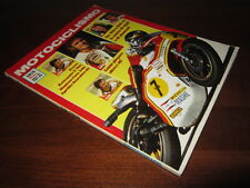 MOTOCICLISMO OTTOBRE 1976 NUMERO 10 KAWASAKI MONTESA-APRILIA SHEENE NIETO VILLA