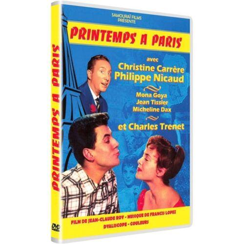 christine career Spring in paris philippe nicaud Charles trénet