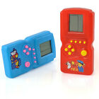 Kids LCD Electronic Game Tetris Game Hand Held Toys Brick handheld Arcade Game