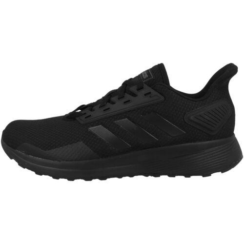 Adidas Duramo 9 Men Herren Laufschuhe Schuhe Freizeit Sport Sneaker black B96578