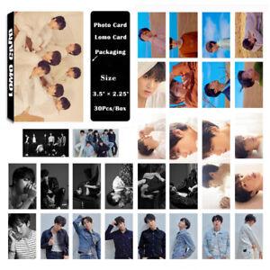 30Pcs-set-KPOP-Bangtan-Boys-love-yourself-tear-Poster-Photo-Card-Lomo-Card