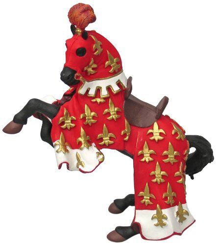 Papo Prince Phillip/'s Horse Red 39257