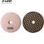 3Pcs Diamond Dry Polishing Pads 4 Inch for Granite Tool Concrete Grinding Stone