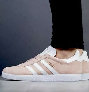 New Adidas Gazelle Trainers in Light