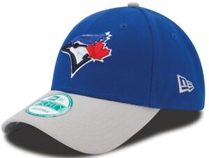 MLB Toronto Blue Jays New Era The League 9FORTY Adjustable Cap Hat Headwear