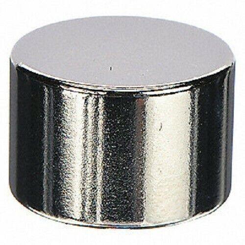 GRADE 35 Neodymium Disc Zinc Plated 6mmx6mm