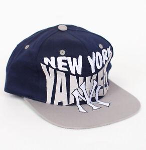 Vintage 90s Era Logo 7 New York NY Yankees Snapback hat cap NEW  1fc8ac80b85