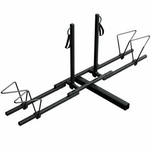 2-Bike-Bicycle-Carrier-Hitch-Receiver-2-039-039-Heavy-Duty-Mount-Rack-Truck-SUV