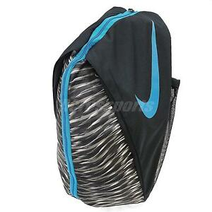 20a3df13ee28 Nike KD Max Air VIII 8 Kevin Durant Black Red Mens Backpack Bag BP ...