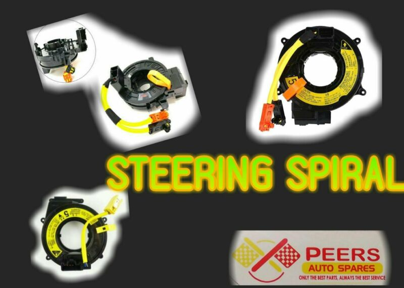 STEERING SPIRAL AVAILABLE