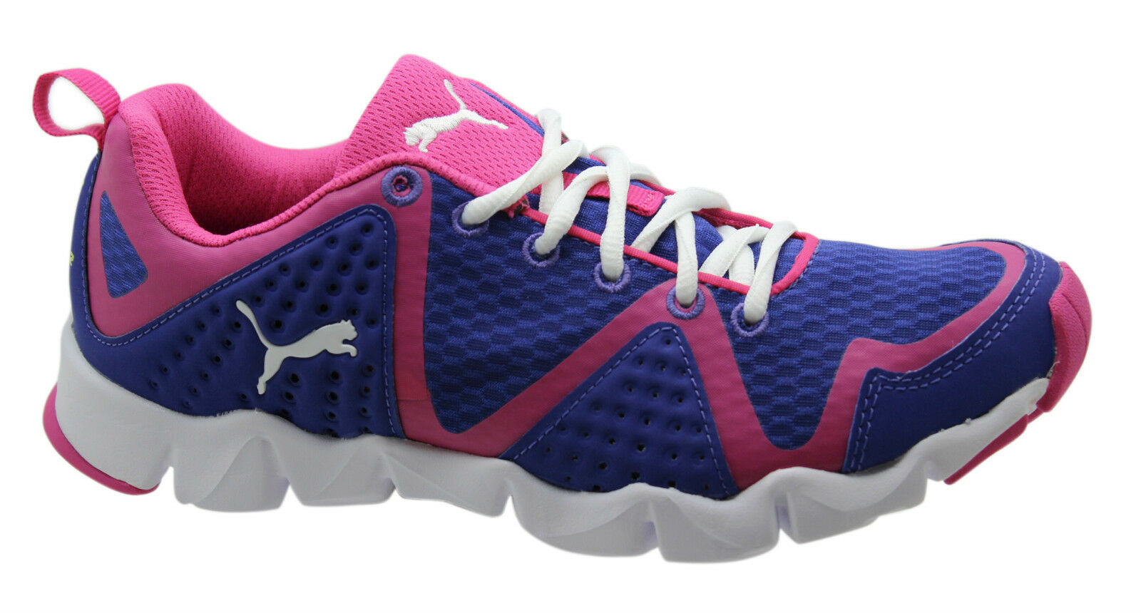 Puma Shintai v2 femme running baskets violet maille sports 186947 01 D77
