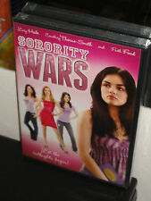 Sorority Wars (DVD) Faith Ford, Lucy Hale, Courtney Thorne-Smith, Amanda Schull,