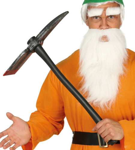 Pick Axe Halloween arme Outils Costume Déguisement Gnome Accessoire Bloody Valentine