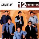 12 Favoritas by Samuray (CD, Nov-2013, Disa)