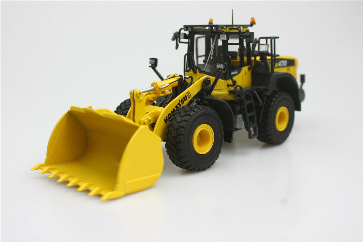 UH8114 1 50 tractor agrícola Komatsu WA470-8 Aleación Coche