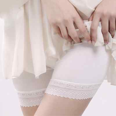 4Colors 5Sizes Women Lady Lace Safety Pants Underwear Leggings Briefs Shorts New