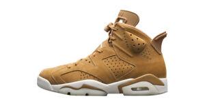 Jordan-Retro-6-034-Wheat-034-Golden-Harvest-golden-harvest-384664-705