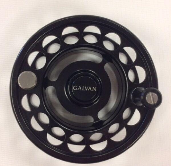 Nuevo Galvan R-5 Carrete De Repuesto Para Luz De Rush 5 Reel Negro Para 5-6 WT Envío Gratuito