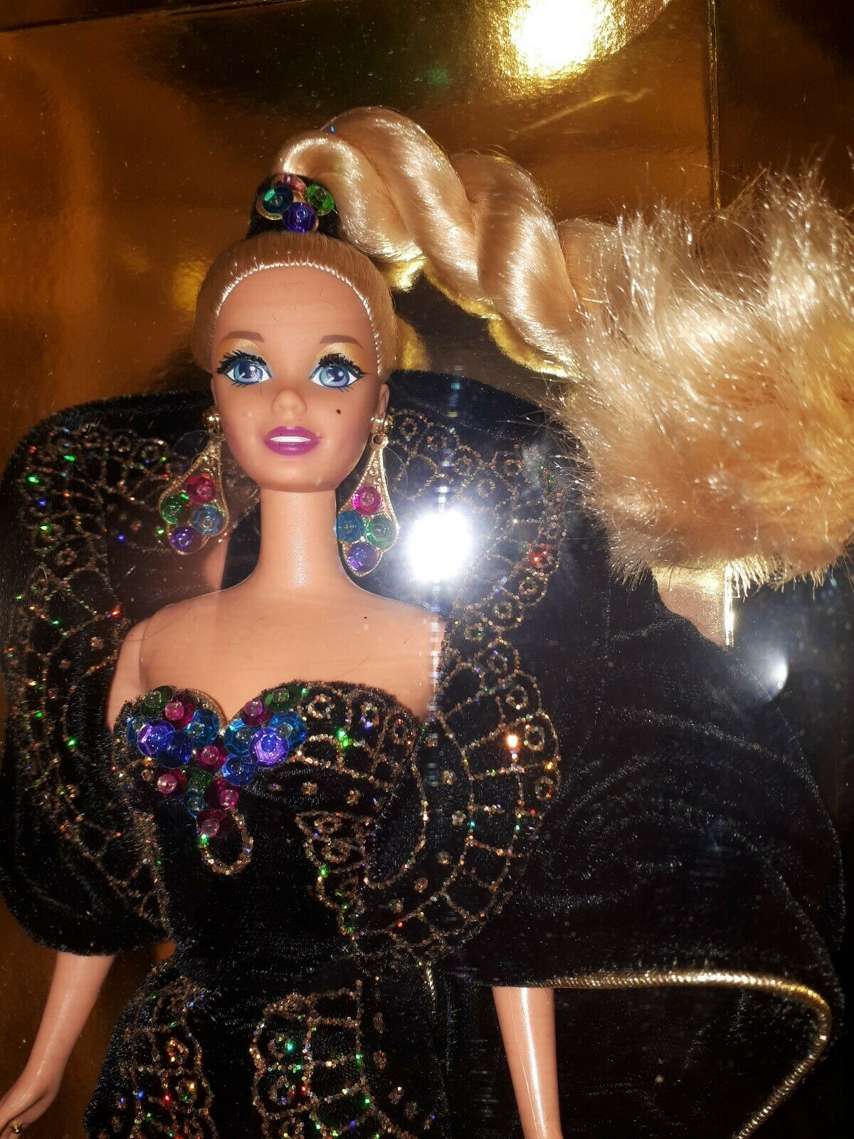 Barbie  Midnight Gala classeique Collection Collection Collection NRFB no silkstone 7c3168