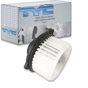 TYC Front HVAC Blower Motor for 2005-2009 Subaru Legacy  yd