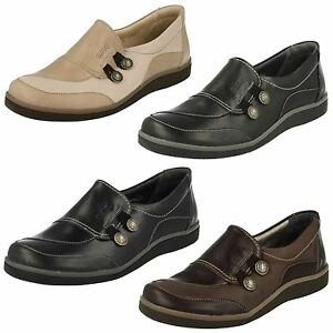 SUAVE LULU LADIES SMART FORMAL FLAT SHOES LACES LIGHTWEIGHT COMFORT LEATHER SIZE