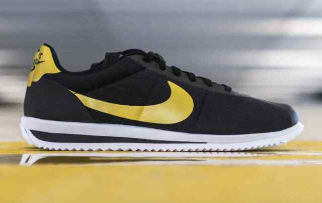 Frequently bought together. Nike Cortez Ultra QS BRUNO MARS Super Bowl Black  Gold ... be4b2255d0d2