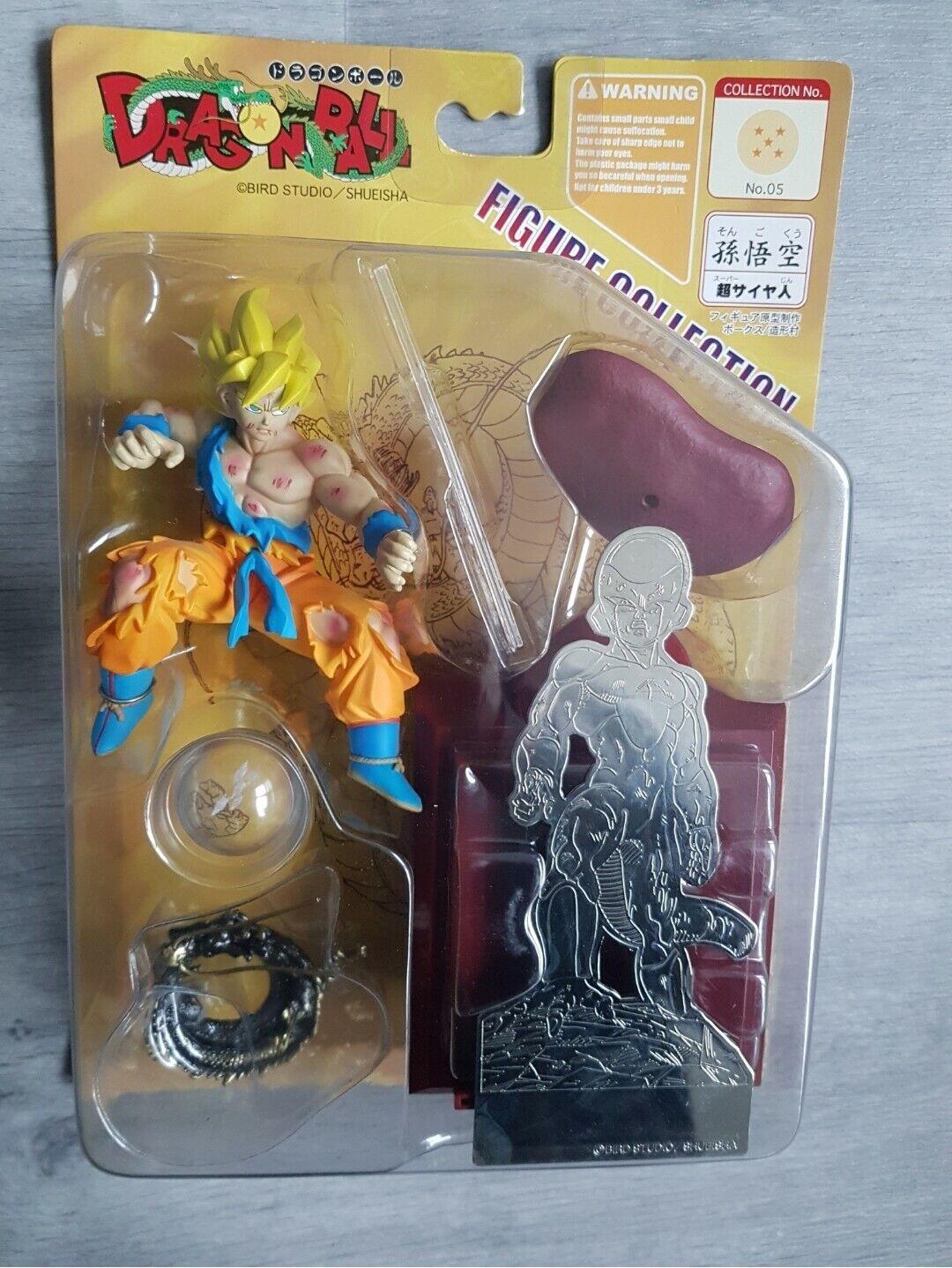 Figurine dragon ball mekke neuf scellée