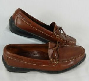 Mens Size 8.5 Cole Haan Brown Leather