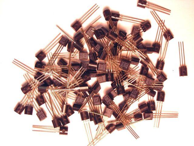 CEI123AP  CEI replacement NPN  Transistor 100 pcs