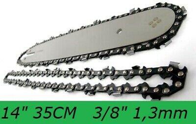 Sägenspezi Führungsschiene 30cm 3//8P 44TG 1,3mm passend für Stihl MS241 MS 241