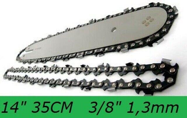Oregon Sägekette  für Motorsäge STIHL MS190T Schwert 30 cm 3//8 1,1