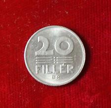 Münze Coin Ungarn Hungary 20 Filler 1981 (G9)