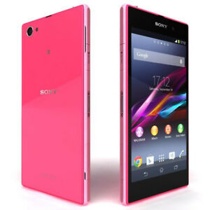 Unlocked-Movil-Sony-Ericsson-Xperia-Z1-Compact-D5503-16GB-3G-4G-Androide-Rosa