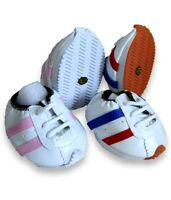 Teddy Bear Trainers Shoes Fits Build A Bear Teddies White/pink Or Red/white/blue