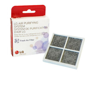 LG LT120F Refrigerator Air Filter Replacement