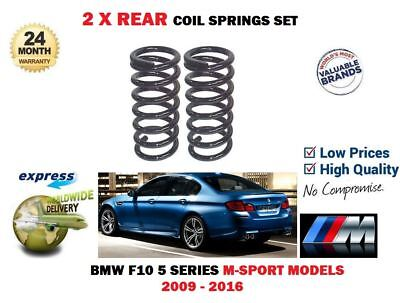 FOR BMW 5 SERIES F10 SALOON 2009-2016 2 X FRONT SHOCK ABSORBERS TOP MOUNTINGS