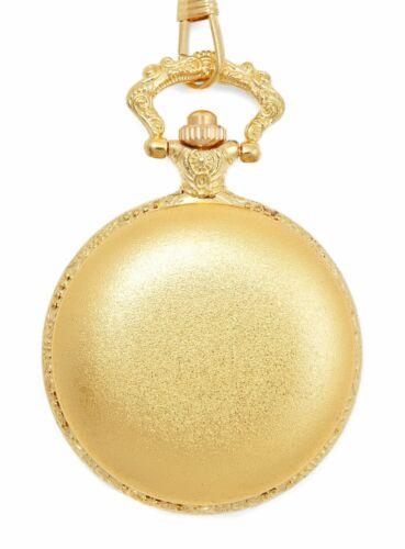 Goldene Taschenuhr standard