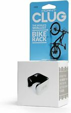 AUYE Bike Clip Indoor Outdoor Wall-Mounted Mountain Bicycle Rack Storage System