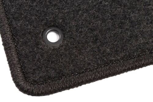 2010-2016 Graphit Kia Sportage III 3 SL Bj Anthrazit Textil Fußmatten