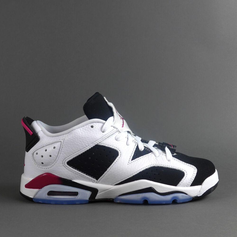 Nike Air Jordan 6 NBA RETRO BAS GG Chaussures NBA 6 BASKETBALL enfants Baskets 768878 Chaussures de sport pour hommes et femmes bb413f