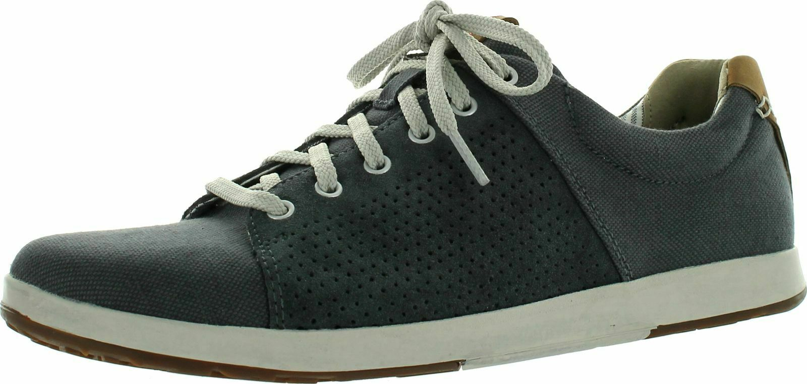 Clarks Mens Norwin Style Casual Lace Up zapatillas